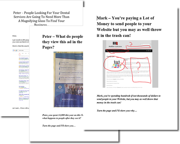 direct mail templates